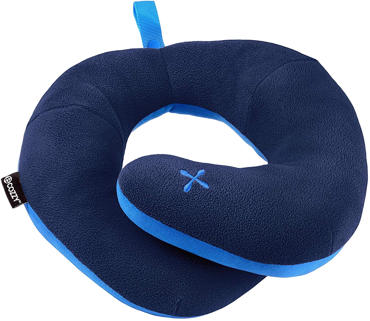 Natural Latex Travel Pillow for