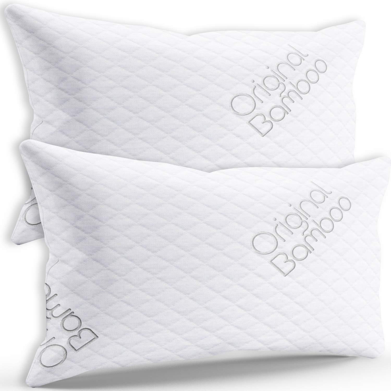 Standard Memory Foam Pillows, Soft