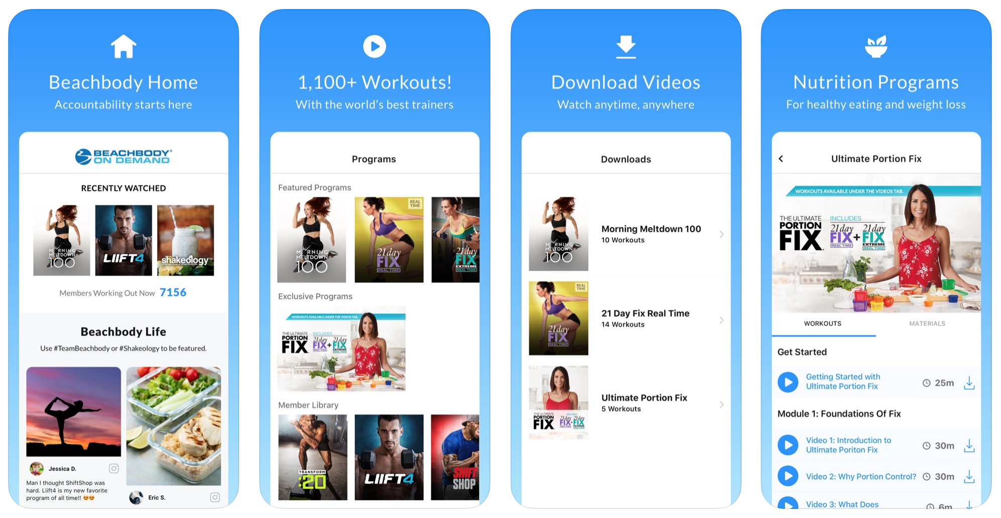 Best Online Fitness Programs For At Home Workouts