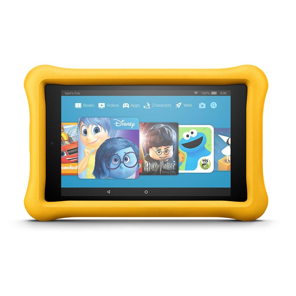 Best Tablets For Kids Amazon Fire HD Samsung Tab E Lite And More