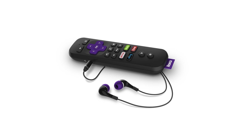 Roku Enhanced Remotes