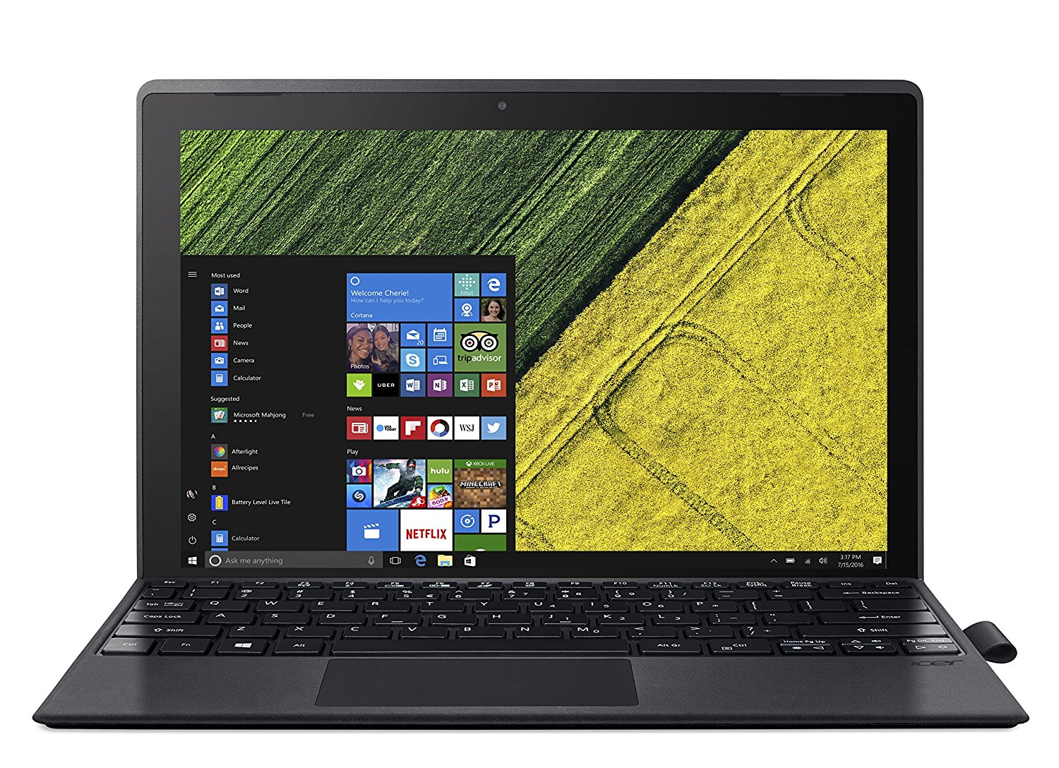 Top Business Laptops 2020.Acer Switch 3
