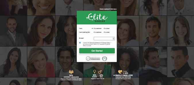 Arrangements dating sites