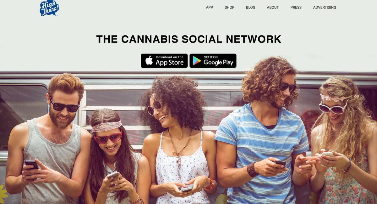 Dating site for pot smokers