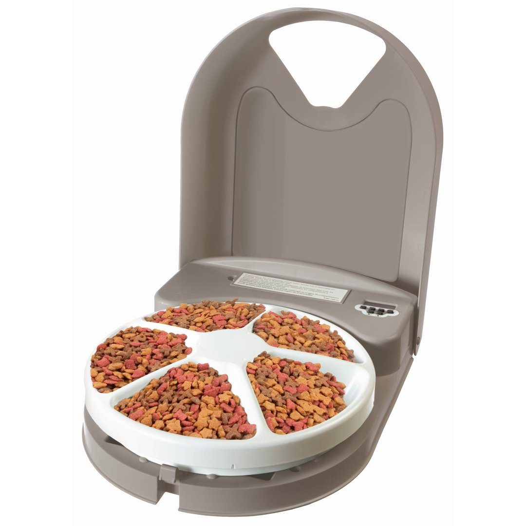 Best Automatic Dog Feeders 2019 Keep Your Bff Fed On Time
