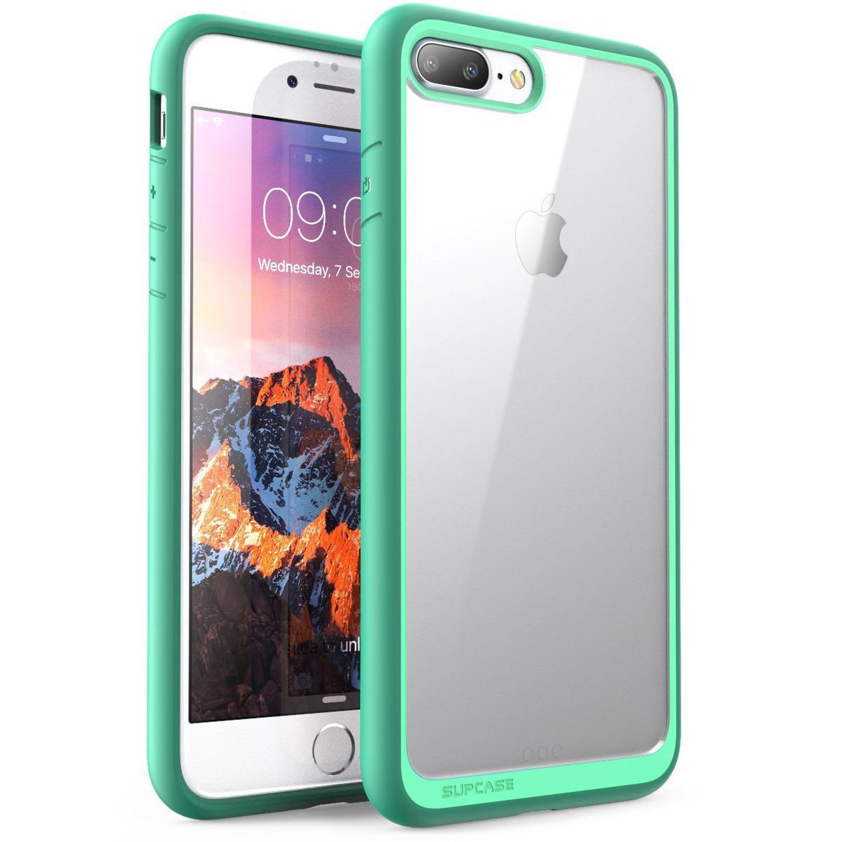 buy popular a9f72 ee7d4 SUPCASE Unicorn Beetle: Hybrid Protective Clear Case