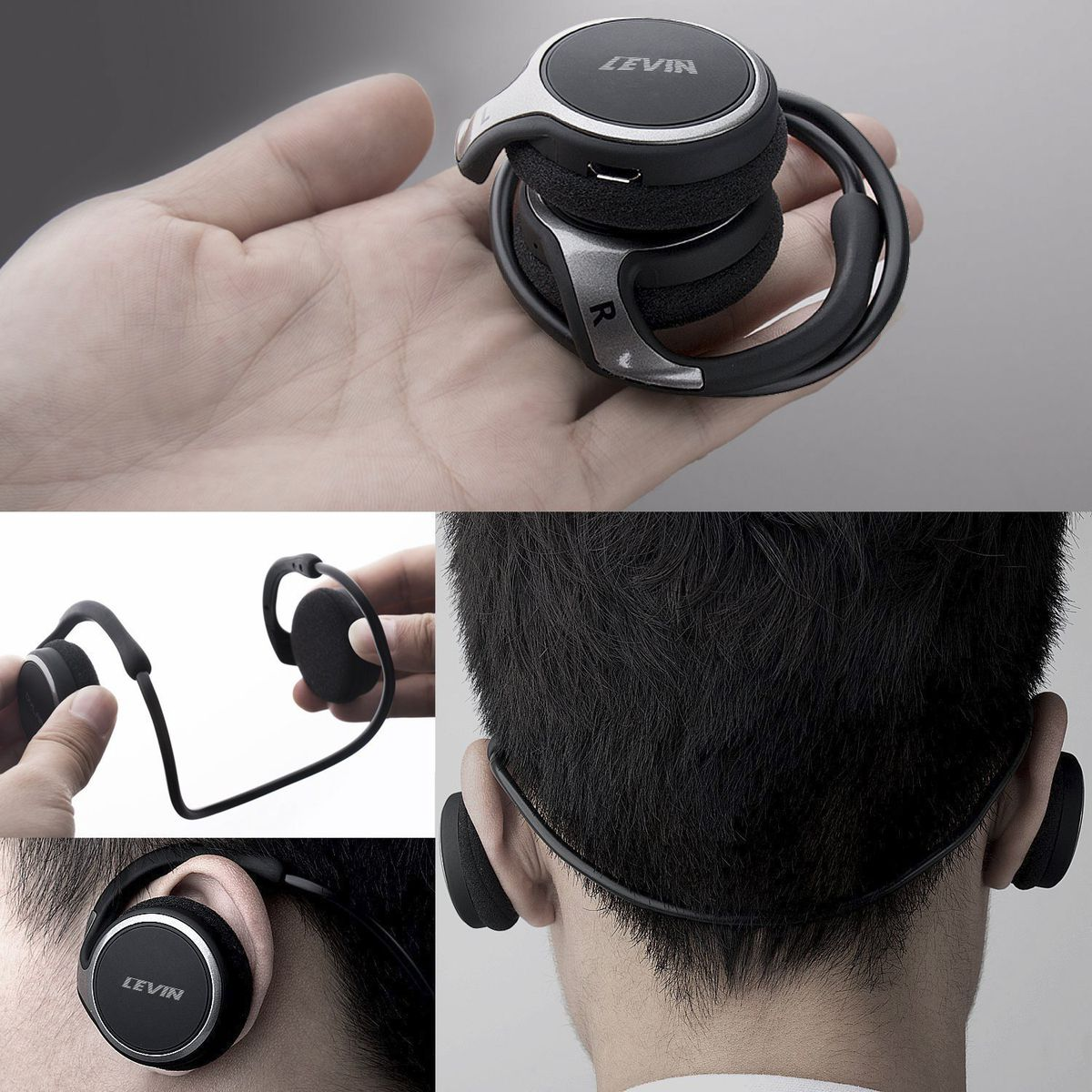 Levin Bluetooth 4 1 Wireless Headphones