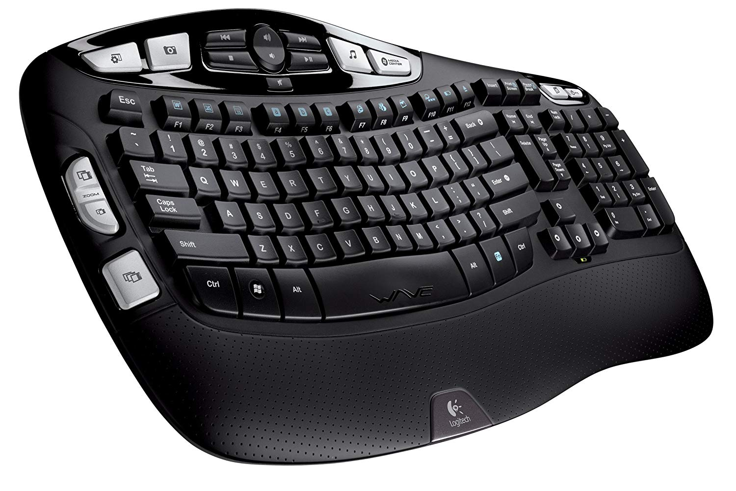 Logitech K350 2 4Ghz Wireless Keyboard