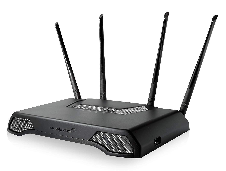 Amped Wireless TITAN-EX AC1900