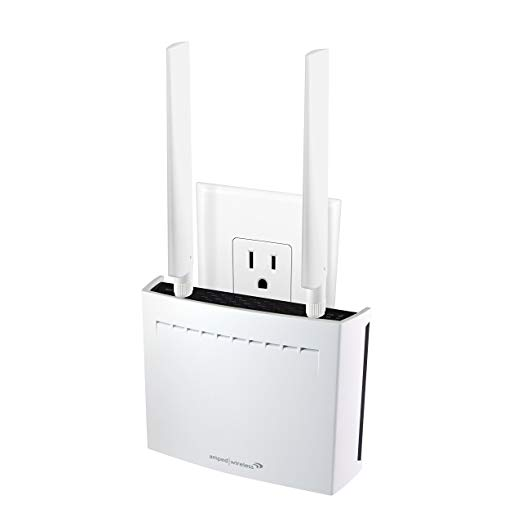 Amped Wireless High Power AC2600 Wi-Fi Range Extender With MU-MIMO