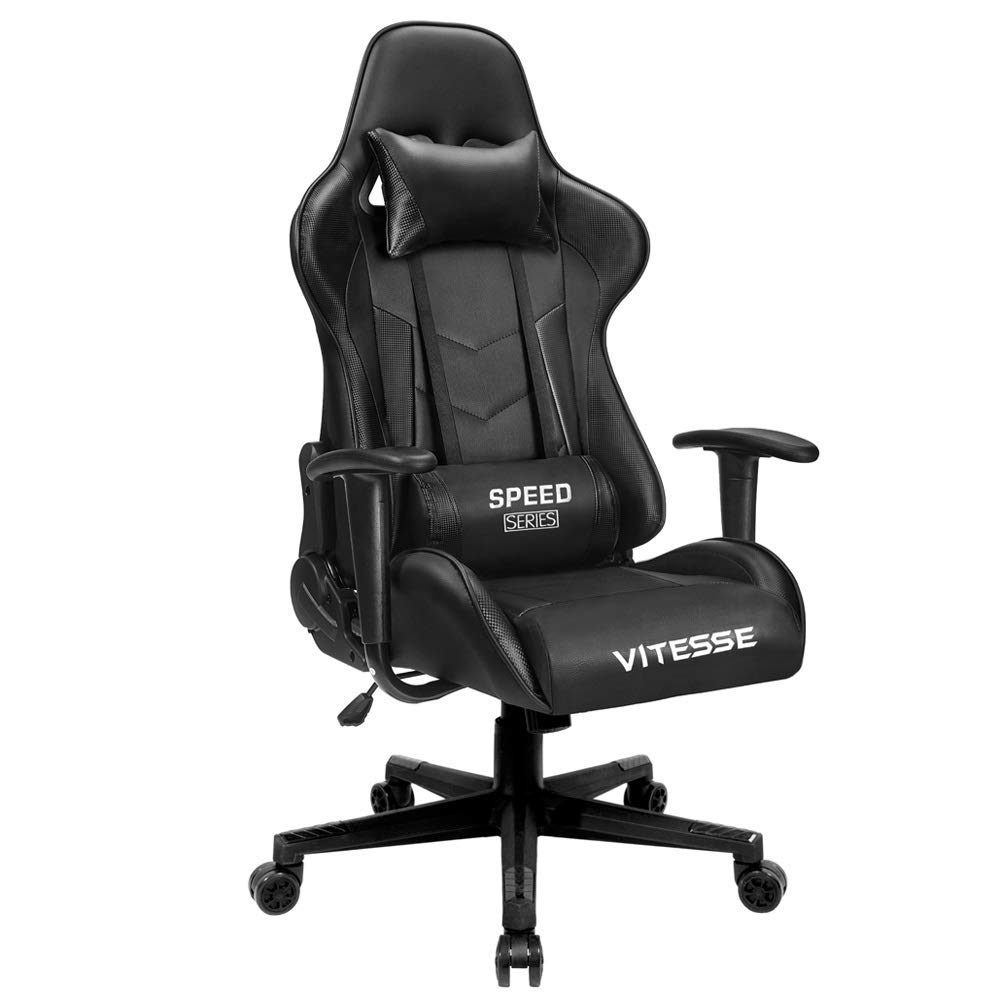 Terrific Waleaf Gaming Chair Ibusinesslaw Wood Chair Design Ideas Ibusinesslaworg