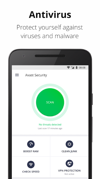 7 of the best antivirus services for Android smartphones and tablets