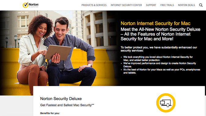 Norton Security for Mac