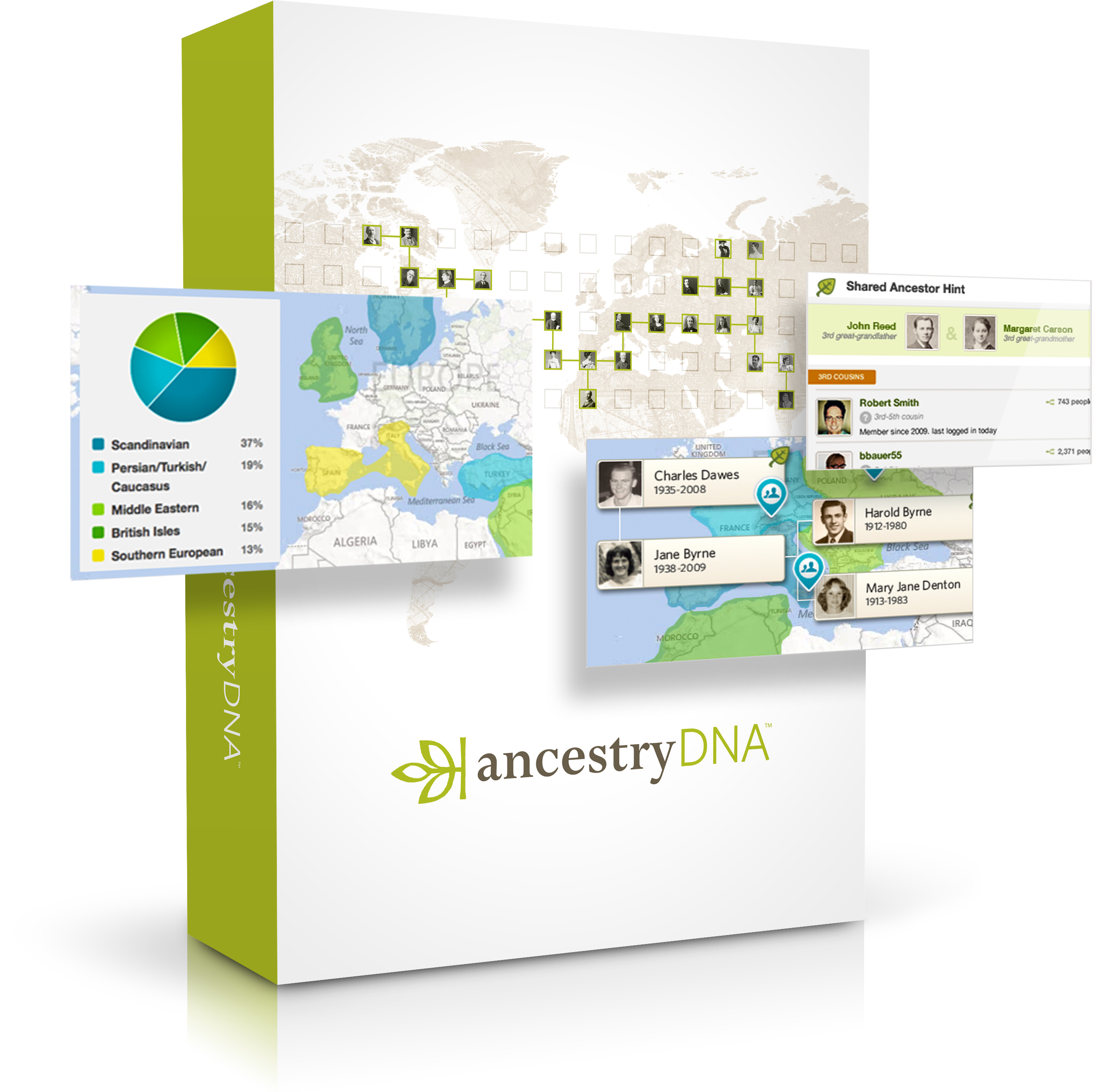 The Best Dna Test Kits In The Uk Ancestrydna 23andme And More