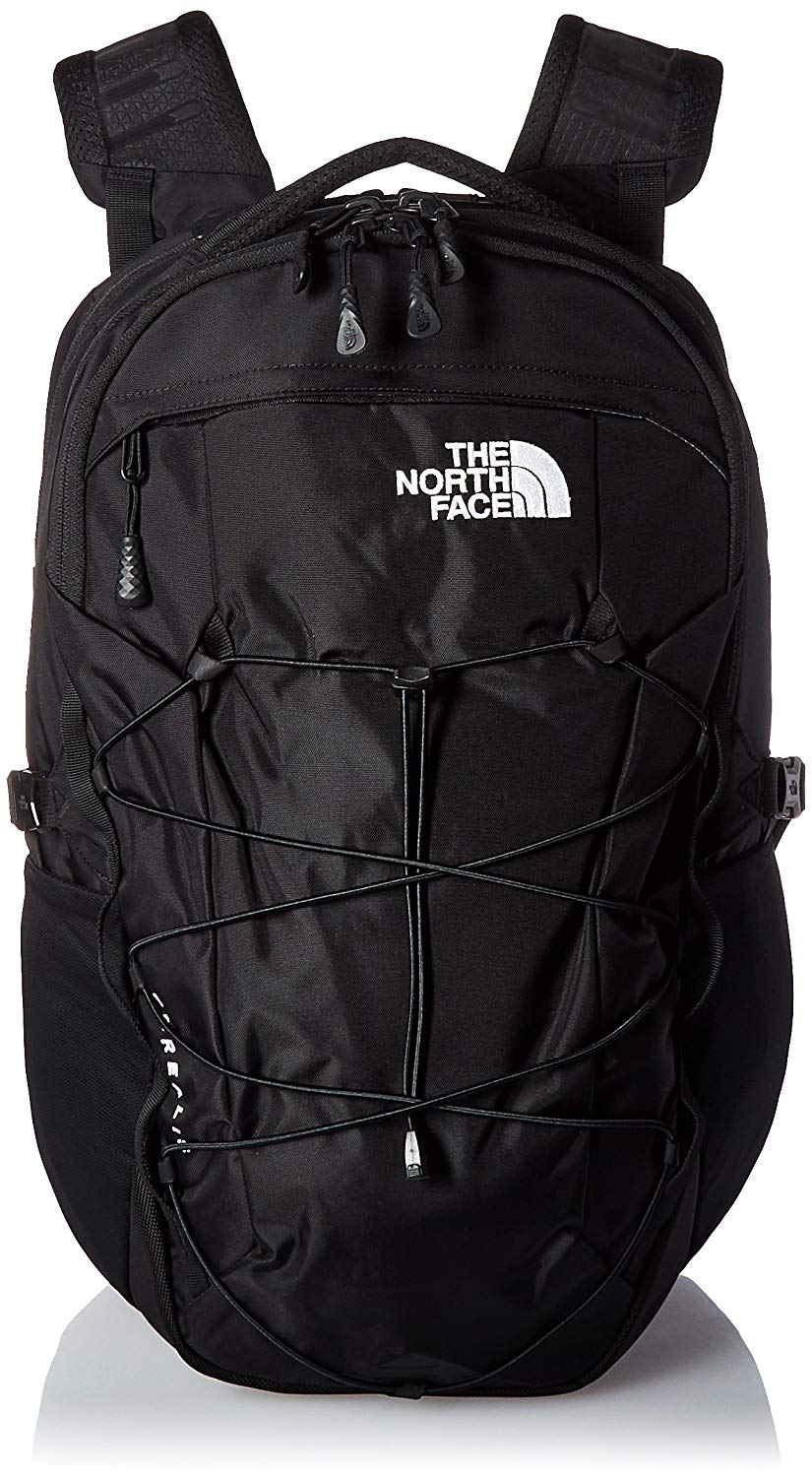 1b6e478a2 The North Face Borealis Backpack. Great for heavy-duty use, whether you're  planning a rugged excursion or just lugging around textbooks and a laptop.