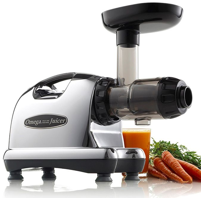 Omega J8006 Nutrition Center Masticating Juicer