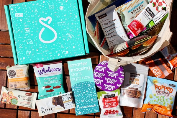 Best Snack Subscription Boxes 2019
