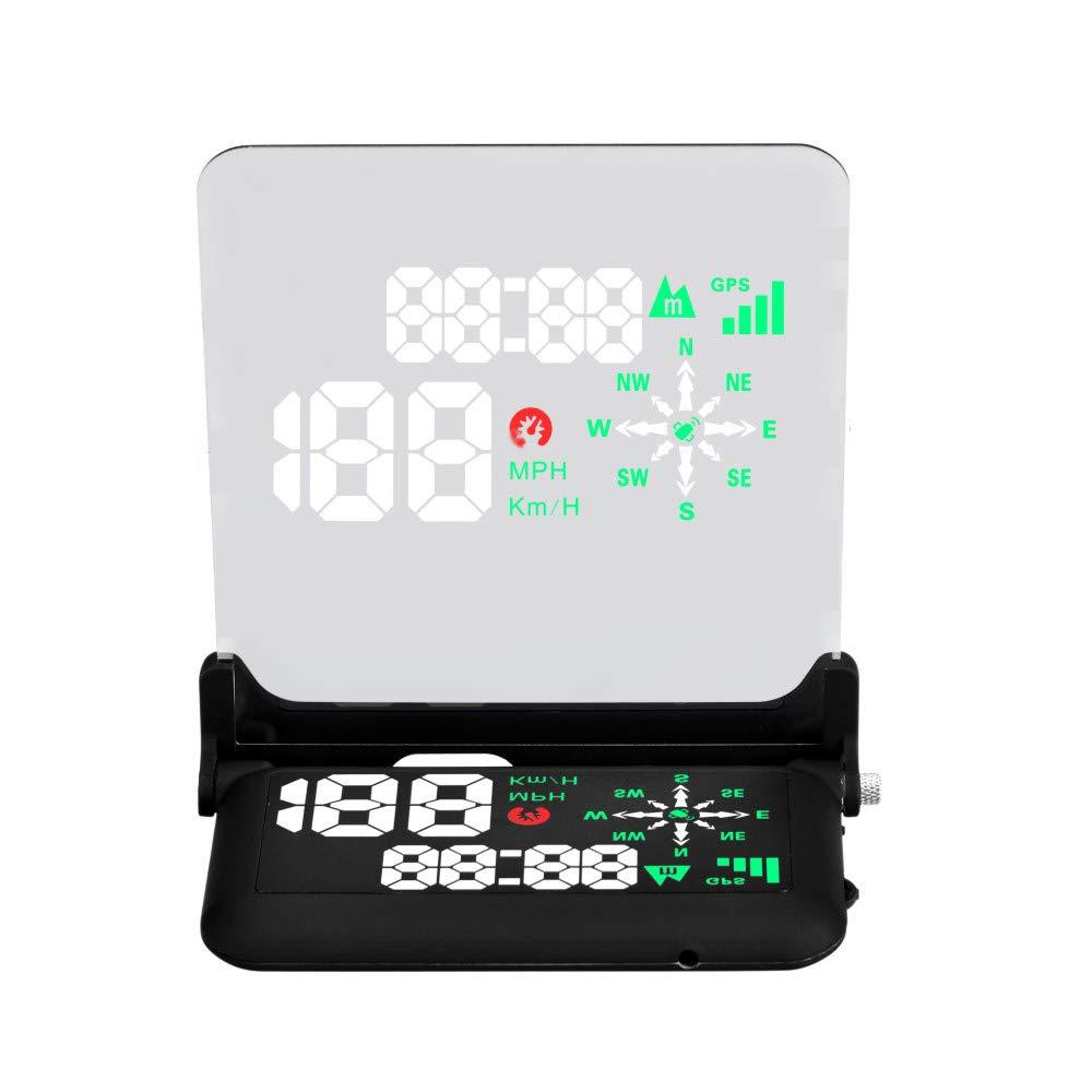 ITEQ 4 8-inch GPS Car HUD