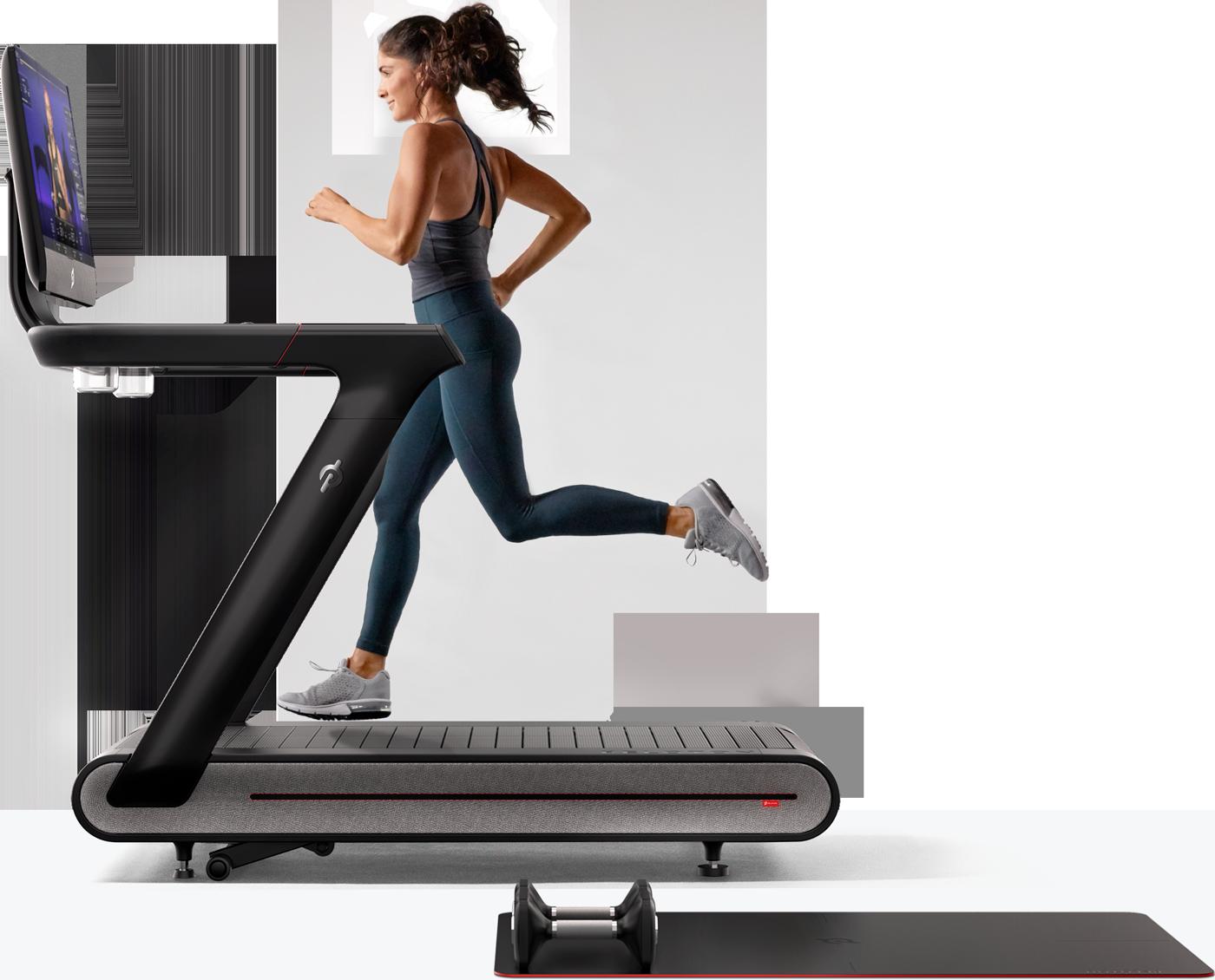 Best Treadmills For Home >> Peloton Tread
