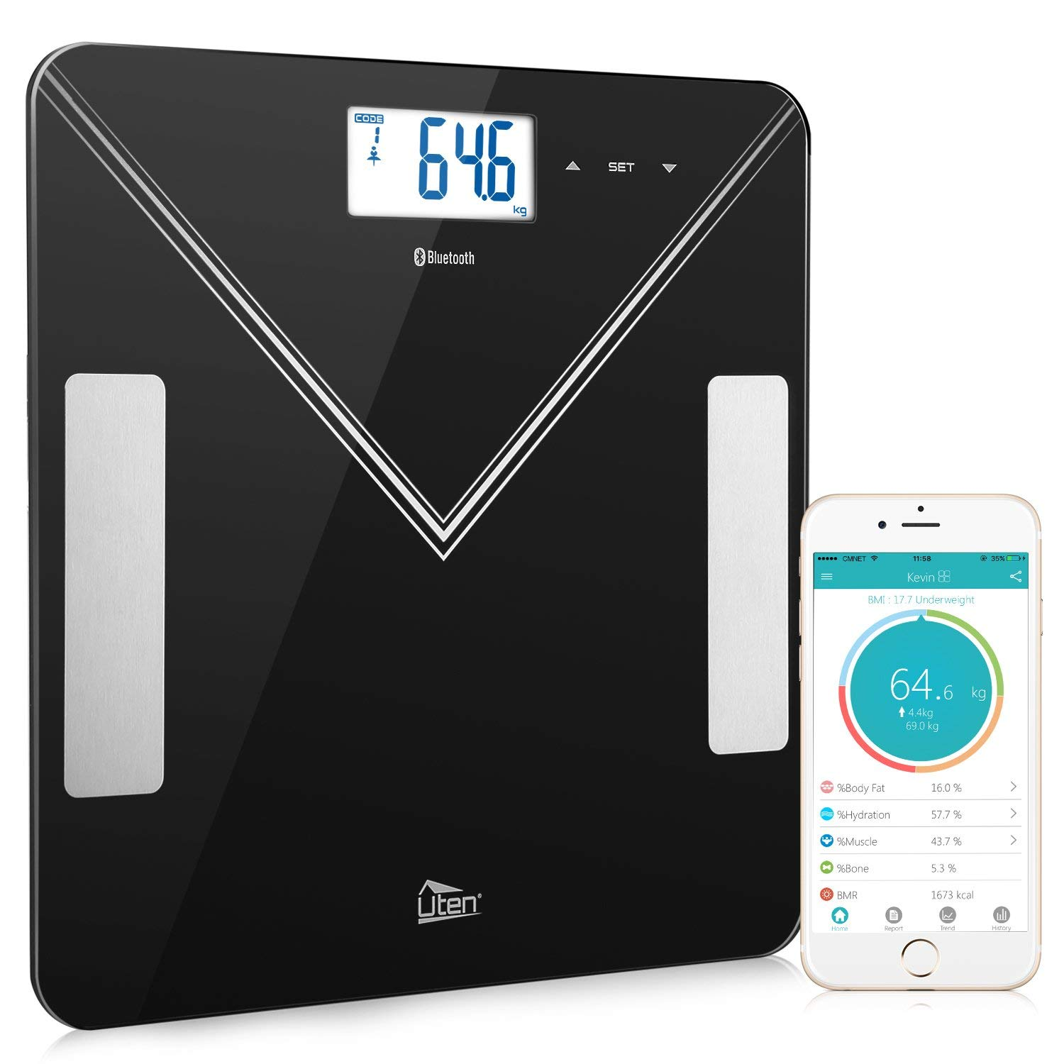 10 of the best smart scales in the UK for 2019