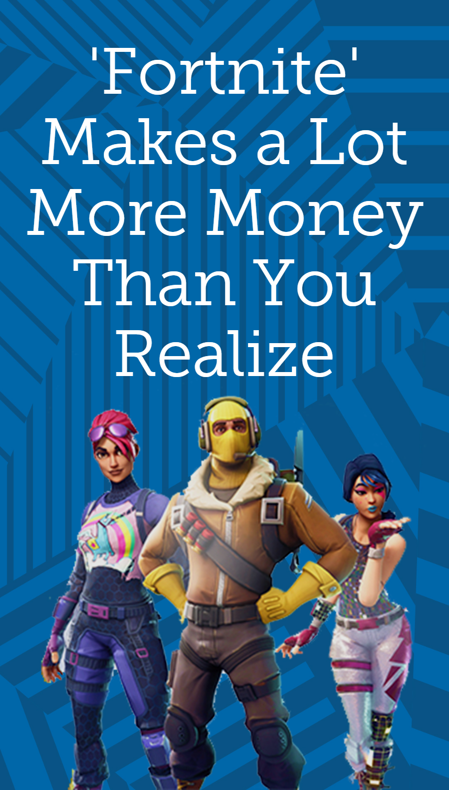 The Insane Amount Of Money Fortnite Makes Every Day On A ...