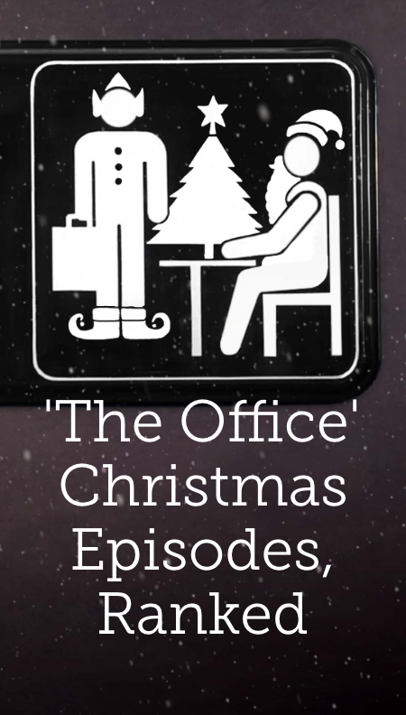 Office Christmas Episodes.The Office Christmas Episodes Ranked