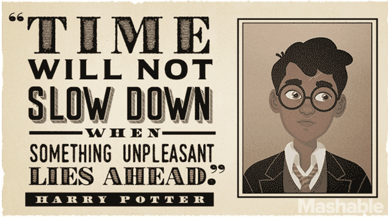 inspirational harry potter quotes to live by
