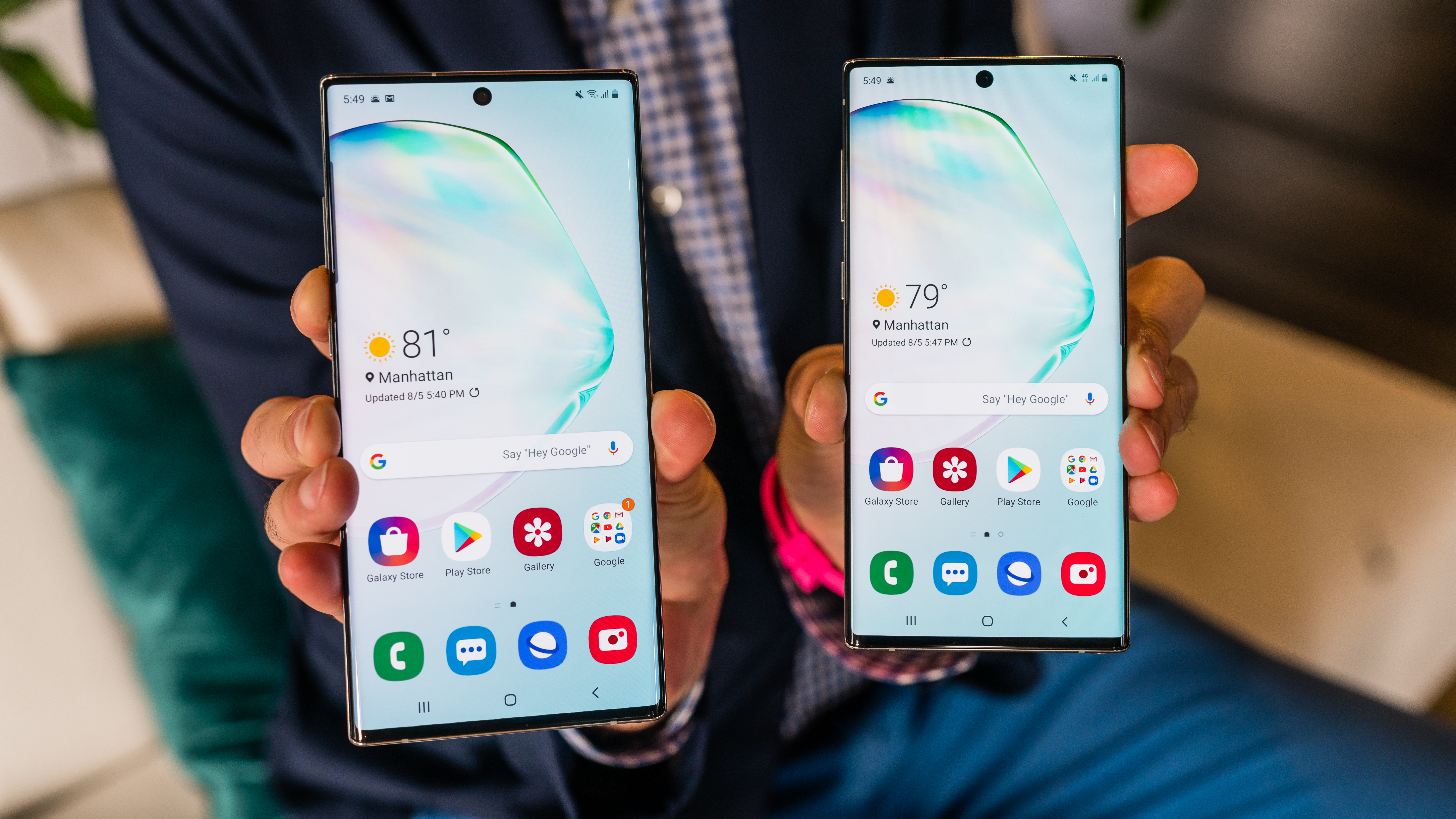 Why Samsung S Galaxy Note 10 And 10 Don T Have Headphone Jacks