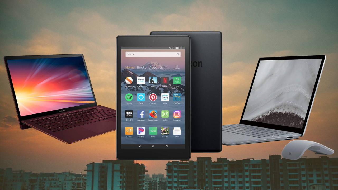 Best Laptop And Tablet Deals This Week Asus Amazon Fire Microsoft More