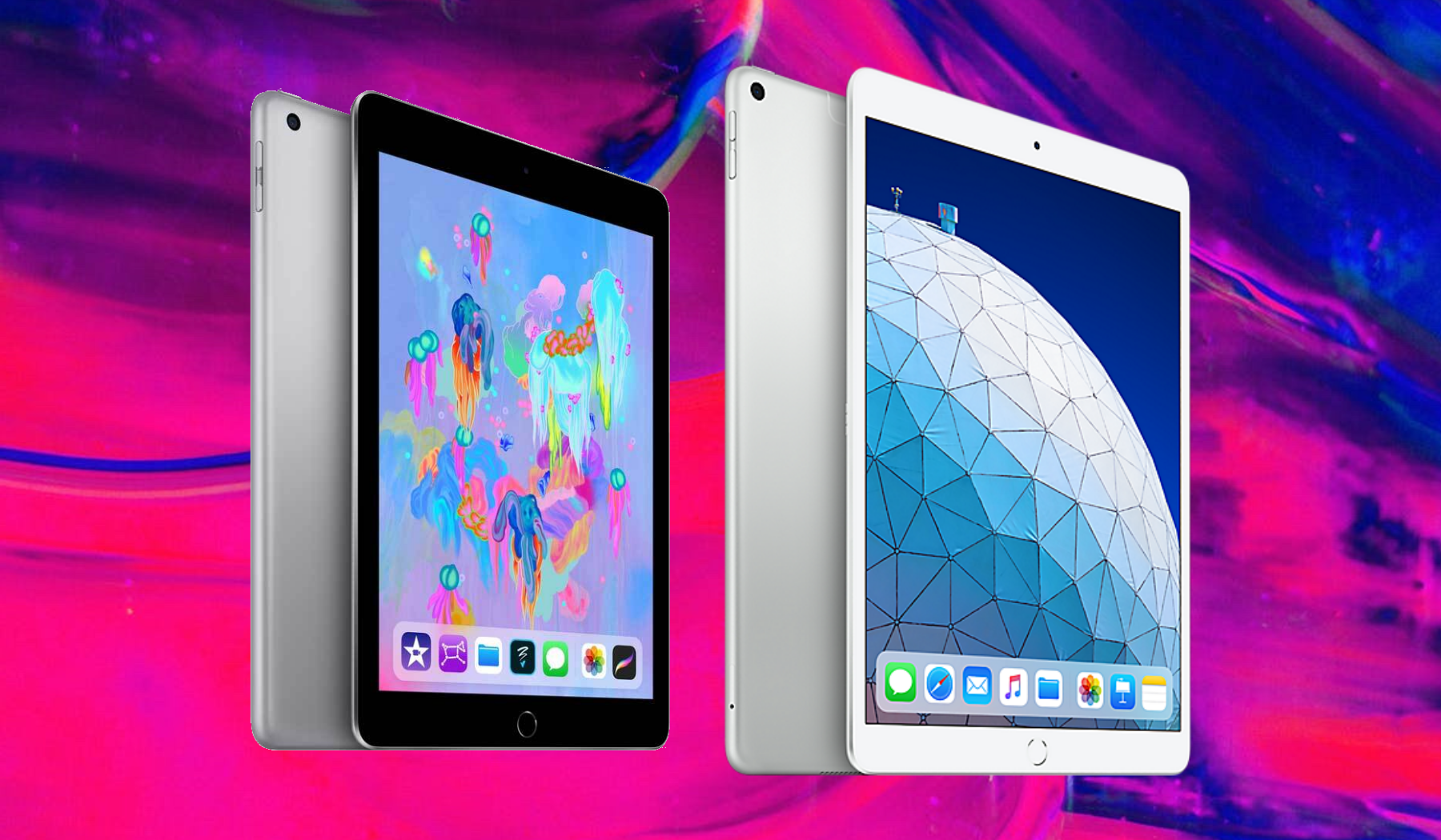 Ipads On Sale At Walmart Up To 131 Off The 2018 Ipad And 2019 Air