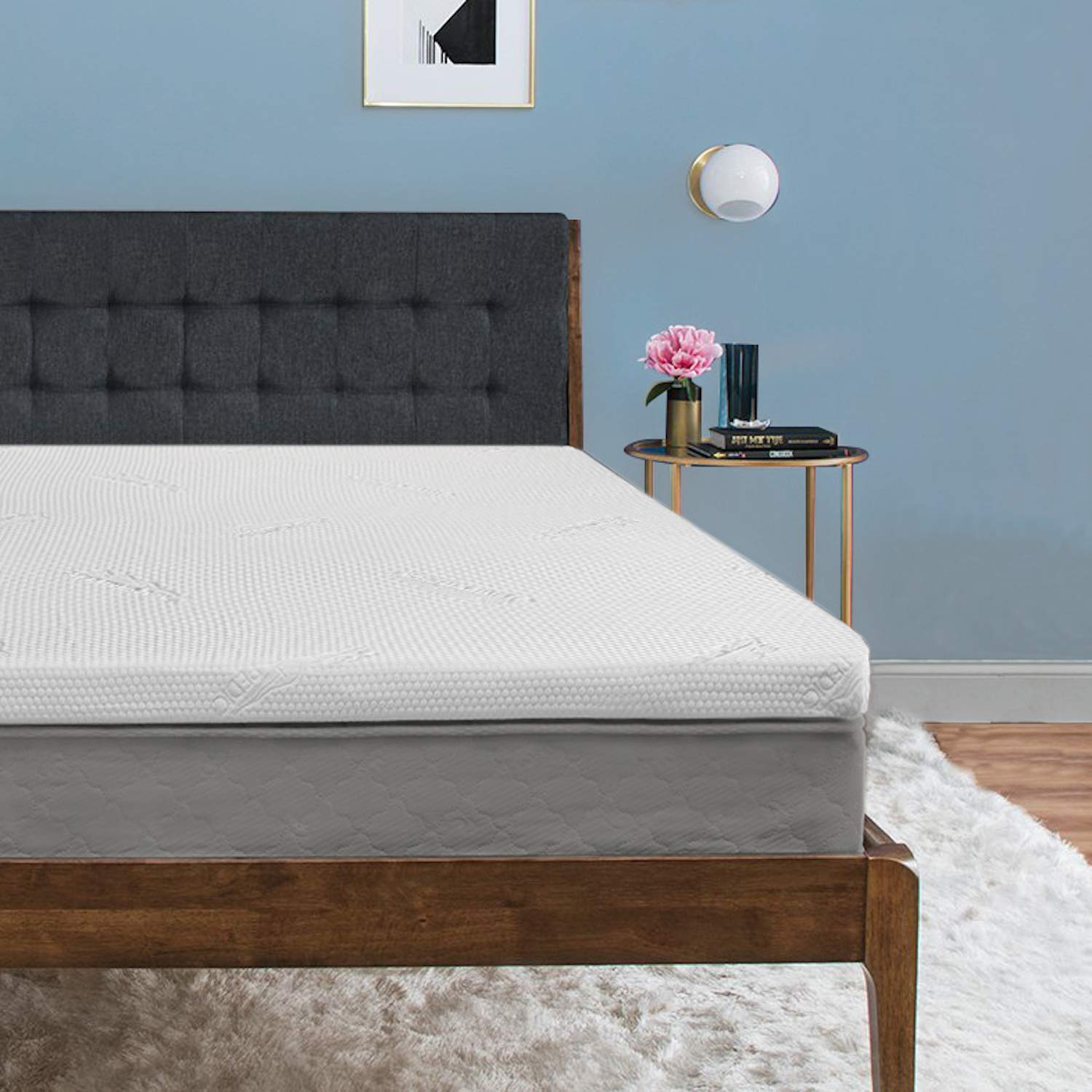 Picture of: Tempur Pedic Memory Foam Pillows And Mattress Toppers On Sale