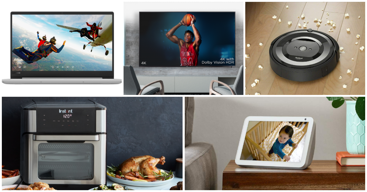 Best Cyber Monday 2019 Deals 4k Tvs Instant Pot Roomba And More
