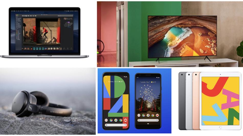 Best Cyber Monday 2019 Tech Deals Fitbit Macbook 4k Tvs