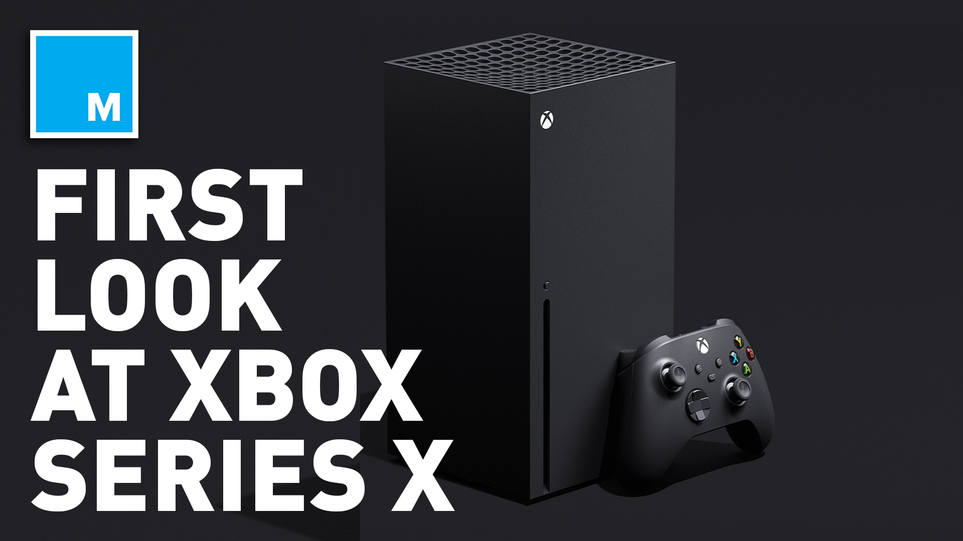Xbox Series X Microsoft S New Game Console Is Upon Us