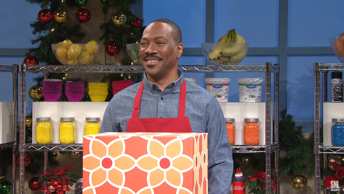 Eddie Murphy Accidentally Saying Sh T On Snl Is A Highlight Moment