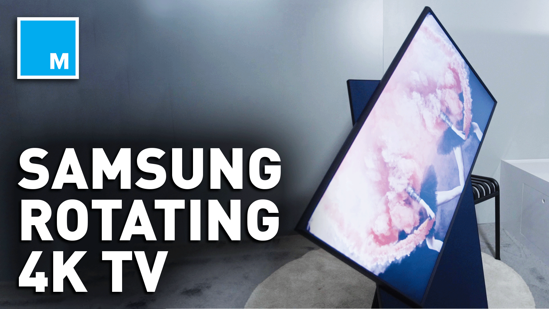 Samsung S New Vertical 4k Tv Is Perfect For Tiktok