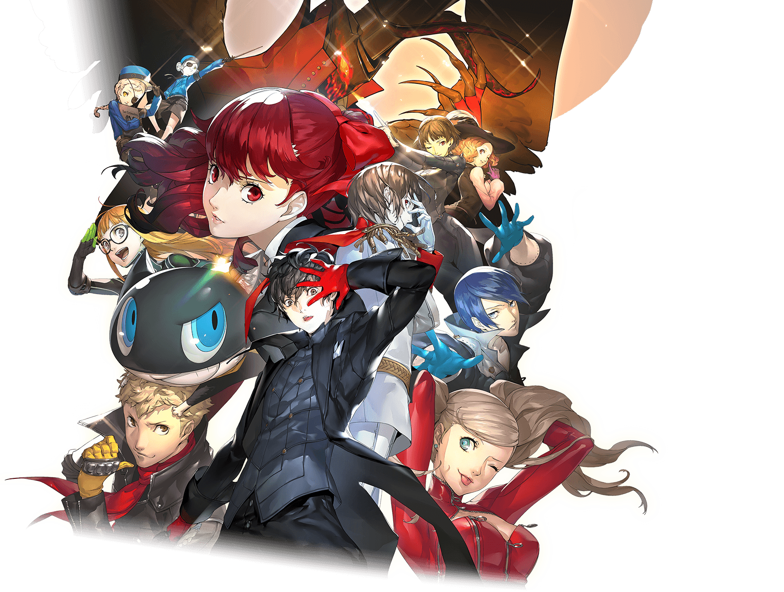 Persona 5 Royal First Impressions Same Same But Different