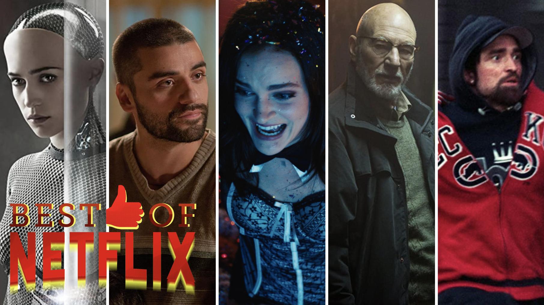 The 10 best thrillers on Netflix
