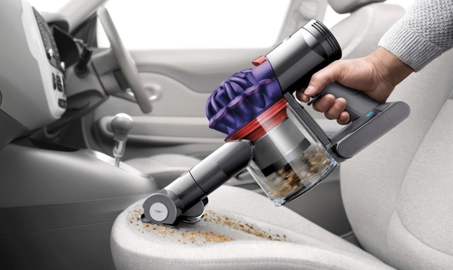 Best car vacuums: Clean up pet hair, crumbs, and more with ease