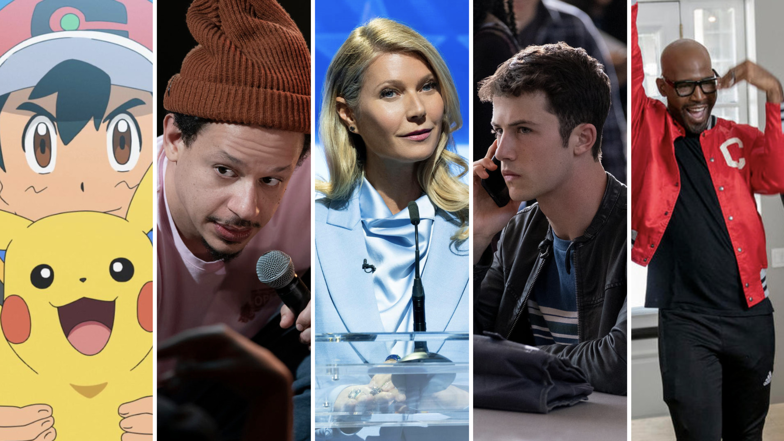 Everything Coming To And Going From Netflix In June 2020