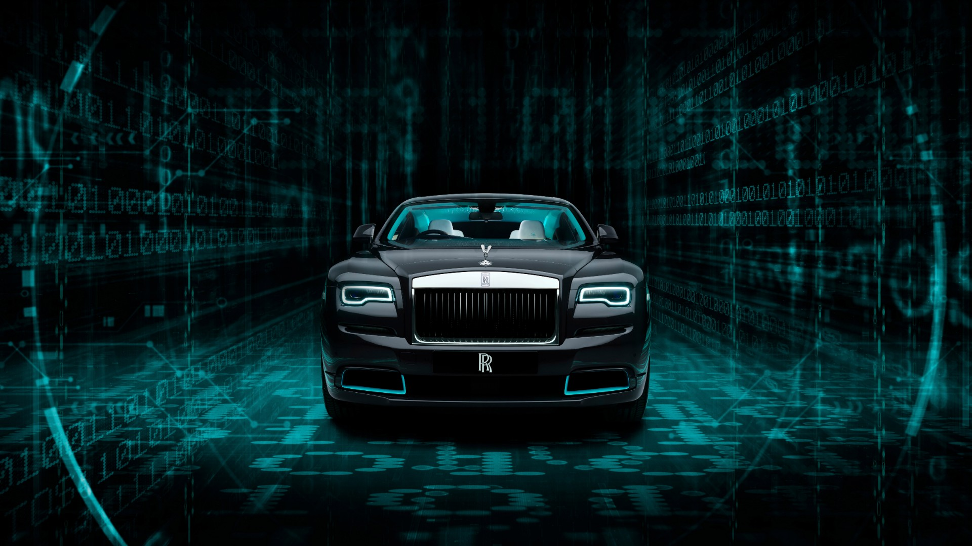 Rolls Royce Wraith Kryptos Is The Perfect Gift For A Rich Crypto Nerd