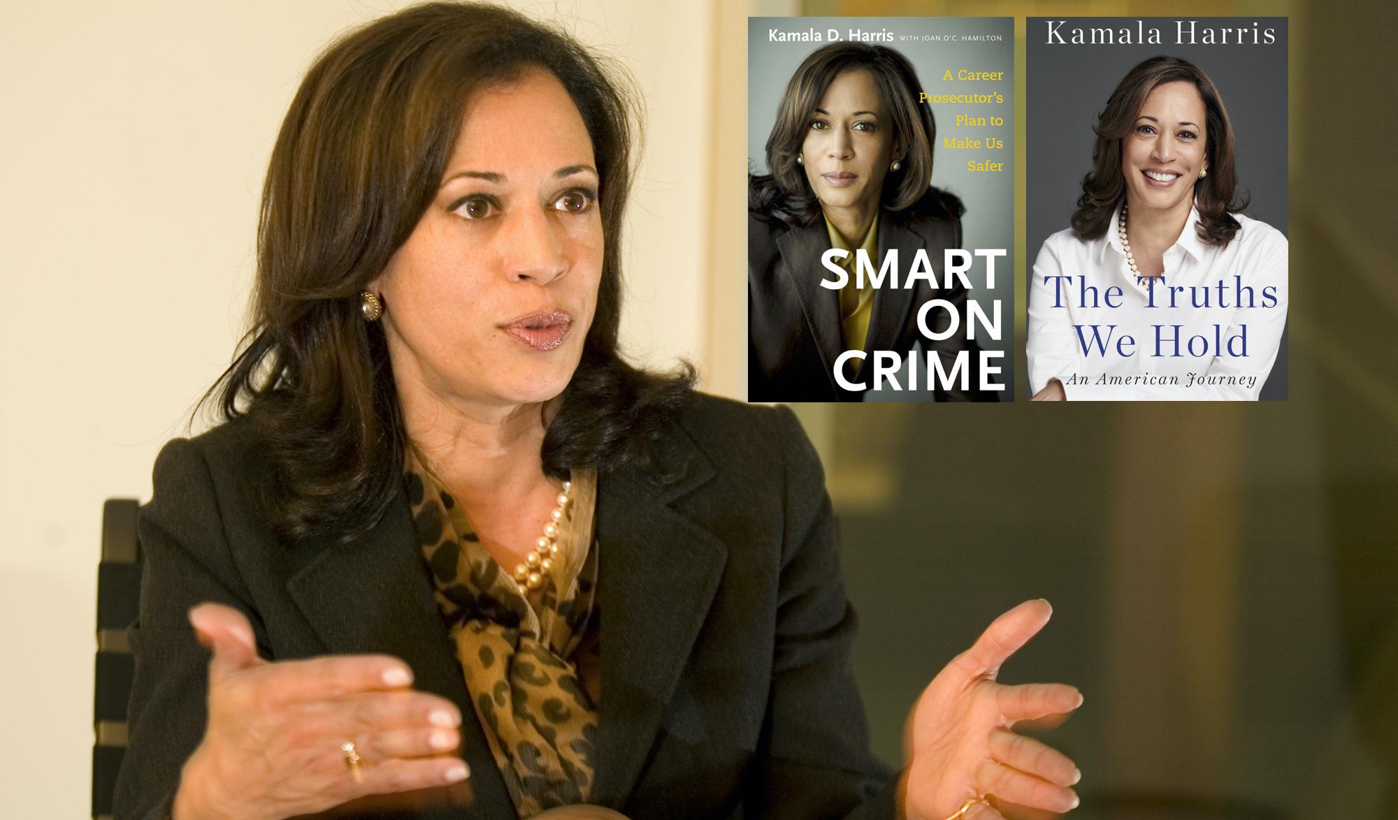 We Read Kamala Harris Books They Go Deeper Than Her Wikipedia Page