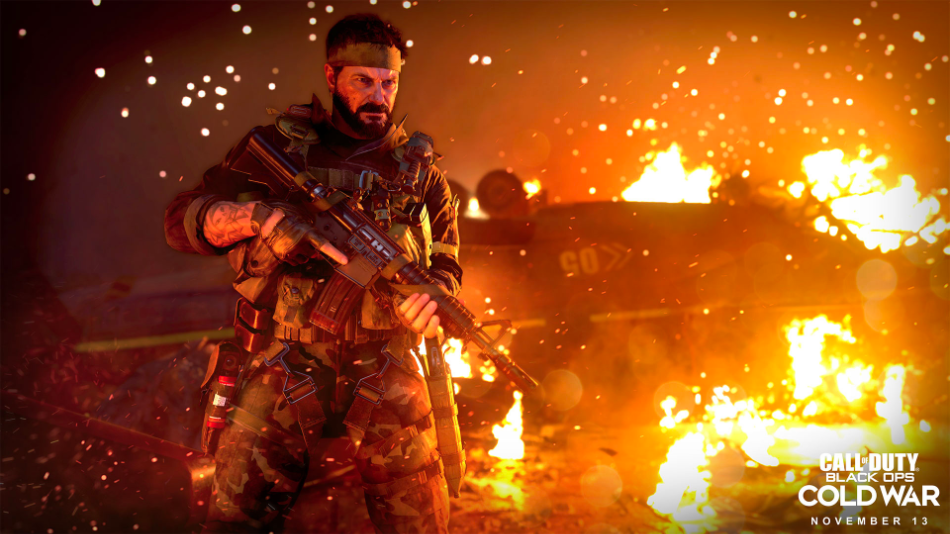 Call Of Duty Black Ops Cold War Is Now Available For Preorder