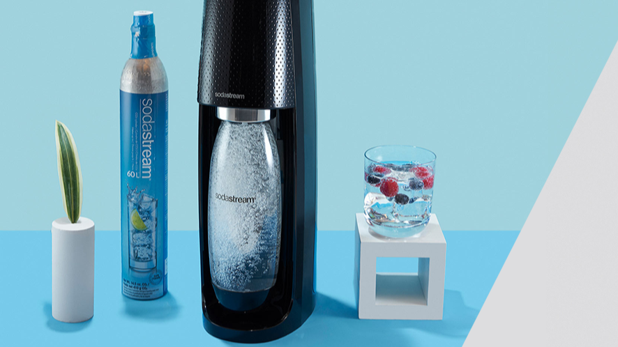 Black Friday Sodastream Deal Save 40 On A Sodastream Fizzi Bundle