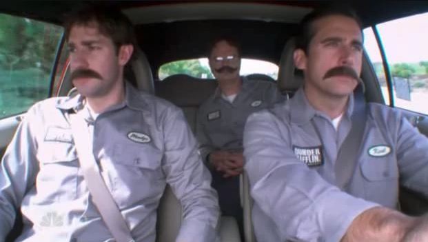 mashable.com - Nicole Gallucci - The Office' stars broke when filming these 3 scenes for the 'Branch Wars' episode