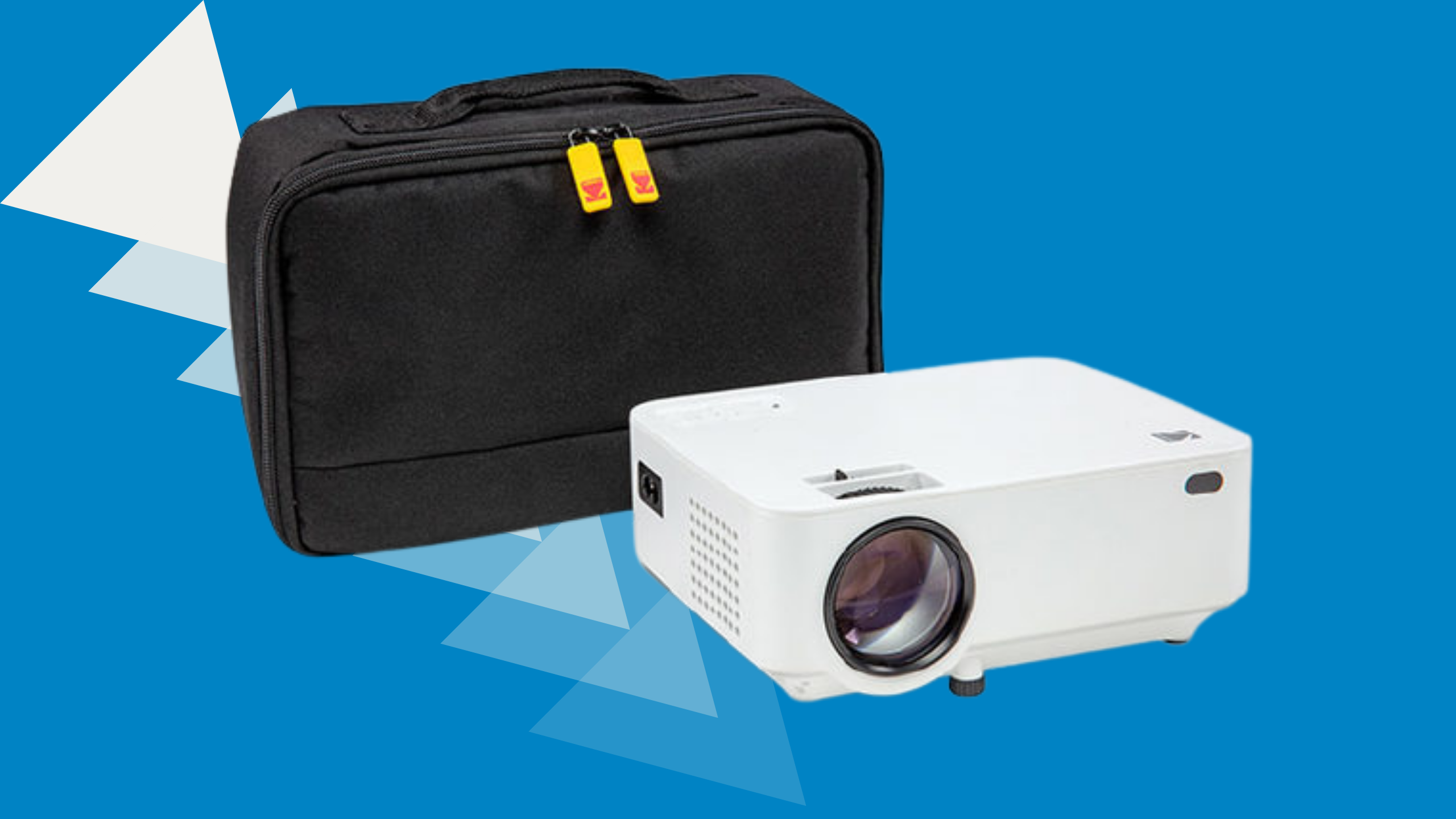 Bring the movies home with this budget-friendly Kodak projector