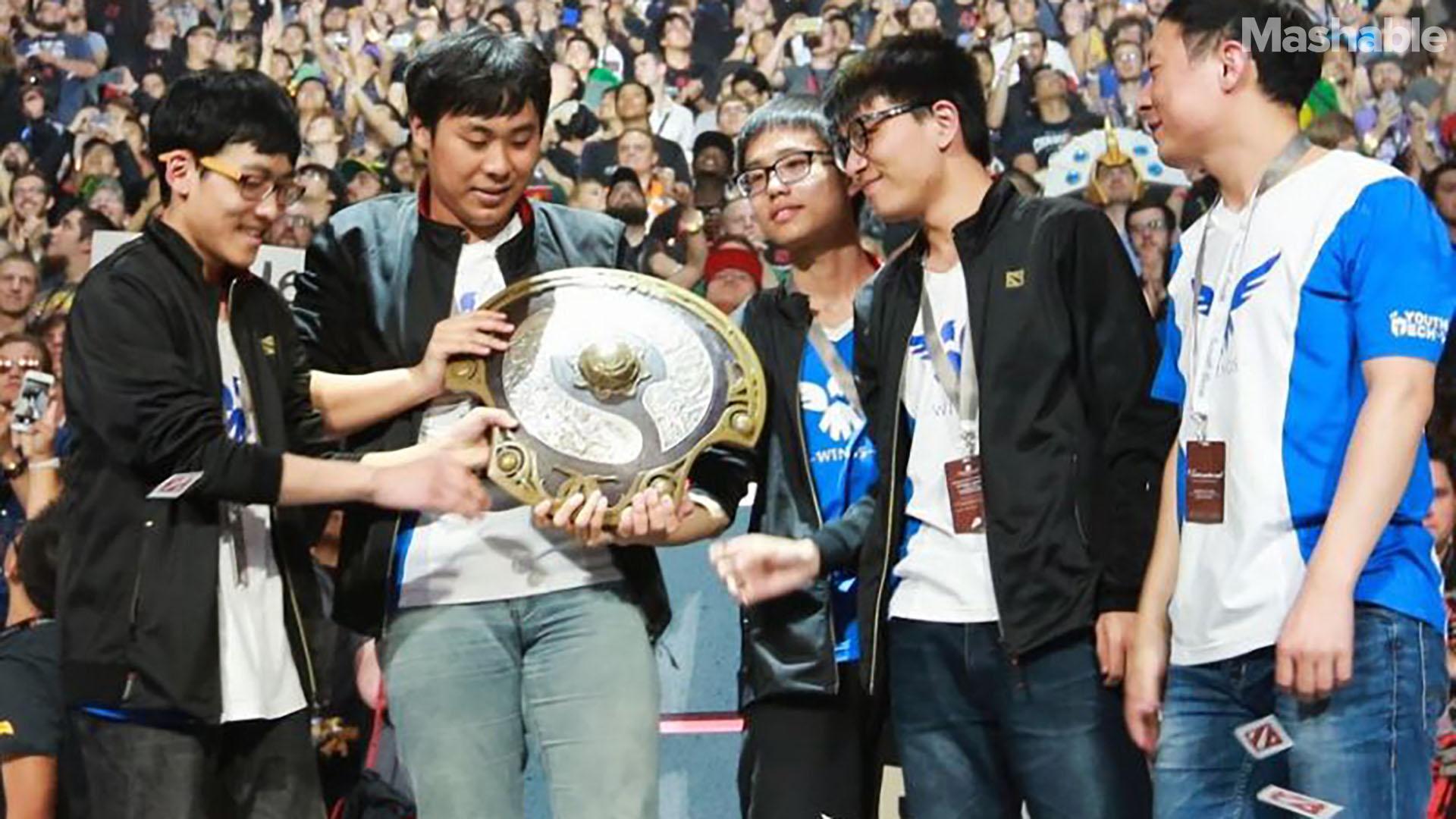 How the 'Dota 2' International winners are splitting the $9 million grand  prize