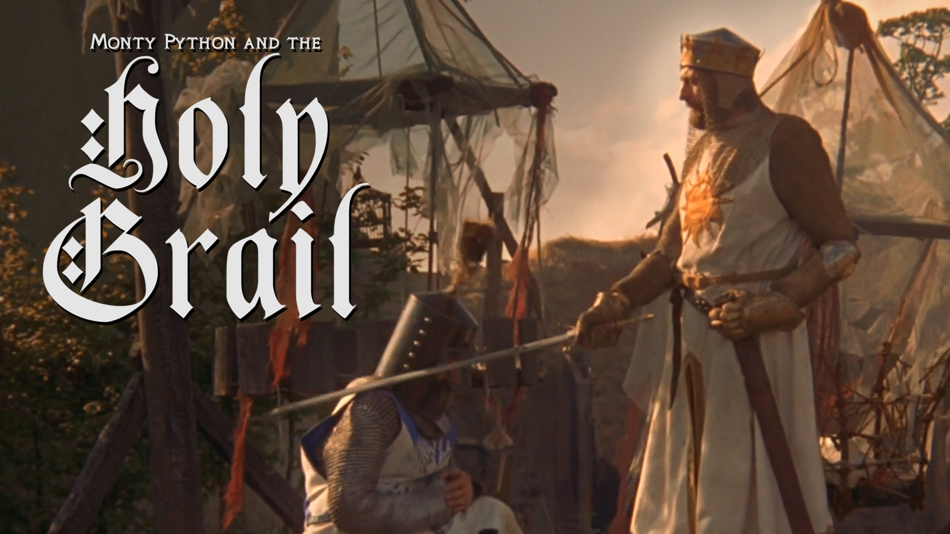 This Recut Trailer Of Monty Python And The Holy Grail Has