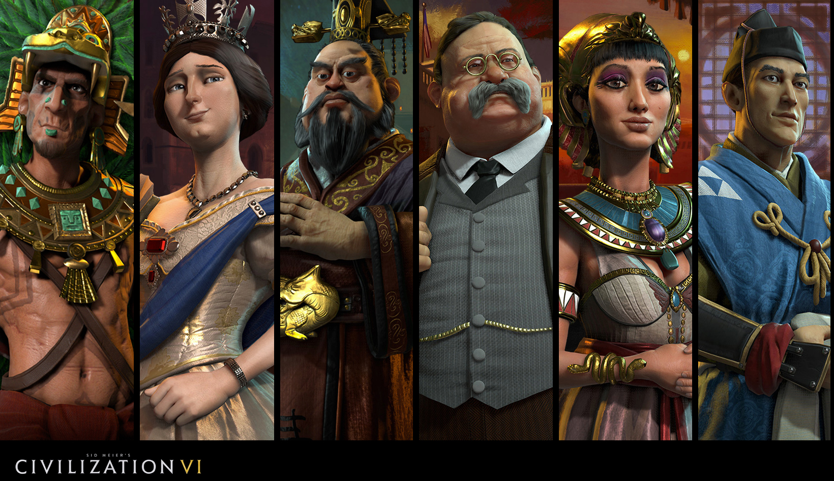 The best 'Civilization VI' leaders for all four victory types