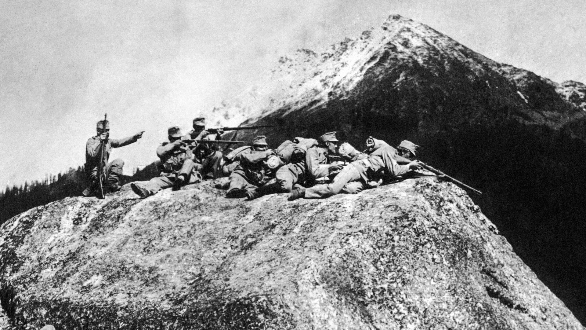 Soldiers on WWI's Italian Front fought enemies, frostbite and ...